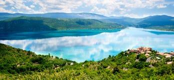 Laca du Sainte-Croix Fotografia de Stock Royalty Free