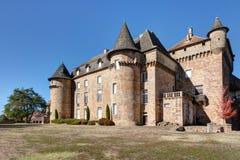 Lacapelle-Marival - udział Francja zdjęcie stock