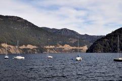 Lacar Lake Stock Images