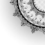 Lace Background Stock Photos