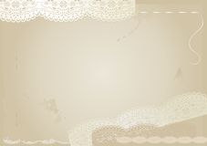 Lace background Stock Image