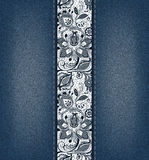 Lace background royalty free illustration