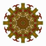 Lace background. Beautiful Mandala. Vector illustration. (vector eps 10 stock illustration