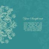 Lace background Stock Image