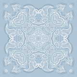 Lace background. Mandala. stock illustration