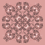 Lace background. Mandala. Royalty Free Stock Image