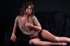 Lace blouse Stock Photo