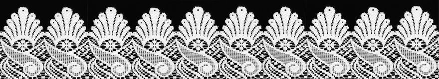 Lace Border. Perfect for scrapbooking stock images