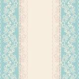 Lace border royalty free stock photo