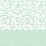 Lace border Stock Photos