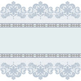 Lace borders Stock Photos