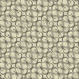 Lace brown background Royalty Free Stock Photography