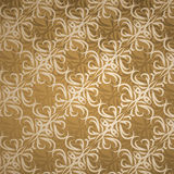 Lace brown background Royalty Free Stock Photo