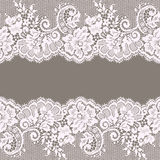 Lace. Card. Royalty Free Stock Photography