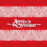 Lace Christmas Royalty Free Stock Image