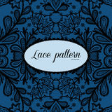 Lace  design. Royalty Free Stock Photos
