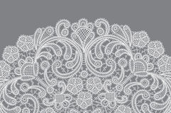 Lace design element Royalty Free Stock Photos