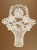 Lace doily Stock Photos