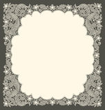 Lace Doily. Stock Photography