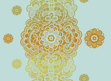 Lace edging seamless Stock Photography