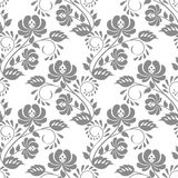 lace floral pattern Royalty Free Stock Photography
