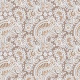 Lace. Floral Seamless Pattern. Stock Image