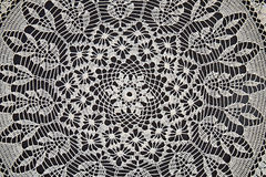 Lace. Folk craft Royalty Free Stock Images