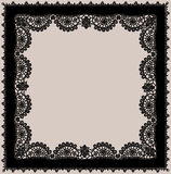 Lace Frame. Stock Photography