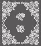 Lace Frame. Clip Art. Stock Photos
