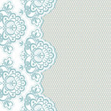 Lace frame Royalty Free Stock Photo