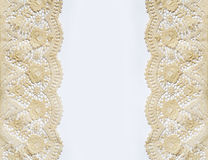 Lace frame Stock Image