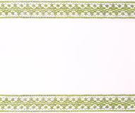 Lace frame Royalty Free Stock Photography