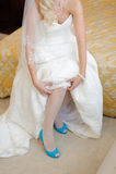 Lace Garter Stock Image