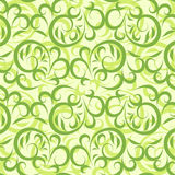 Lace green background Royalty Free Stock Photo
