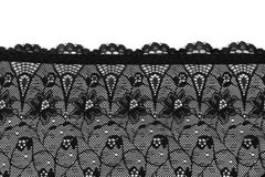 Lace, isolate Royalty Free Stock Photo