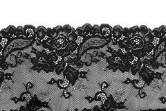 Lace isolated on white Royalty Free Stock Images