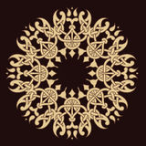 Lace mandala. Royalty Free Stock Images
