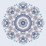 Lace mandala. Stock Photos