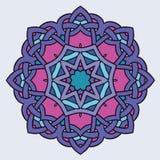 Lace mandala. Royalty Free Stock Photo