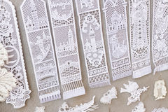 Lace in Murano Royalty Free Stock Photography