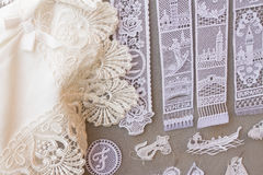 Lace in Murano Royalty Free Stock Images