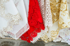 Lace in Murano Stock Image