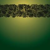 Lace ornament Stock Image