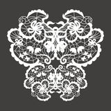 Lace ornament Royalty Free Stock Photos