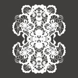 Lace ornament Royalty Free Stock Image
