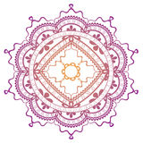Lace ornament Royalty Free Stock Photo