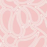 Lace paisley Royalty Free Stock Photos