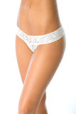 Lace panties Stock Image