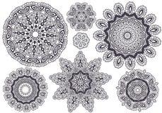 Lace pattern,  Royalty Free Stock Photo