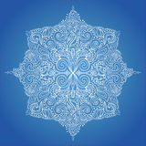 Lace pattern Royalty Free Stock Images